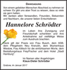 Hannelore Schrödter