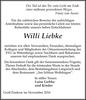 Willi Liebke