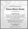 Klaus-Dieter Hecht