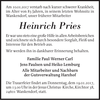 Heinrich Pries