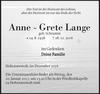 Anne-Grete Lange