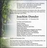 Joachim Donder