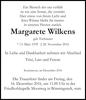 Margarete Wilkens