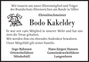 Bodo Kakeldey