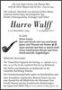 Harro Wulff