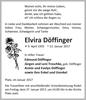 Elvira Döffinger