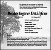 Broder Ingwer Dethlefsen