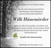 Willi Hünemörder