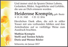Heiderose Krempin