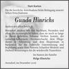 Gunda Hinrichs