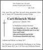 Carl-Heinrich Meier