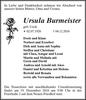 Ursula Burmeister