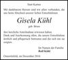 Gisela Kühl