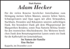 Adam Hecker