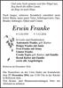 Erwin Franke