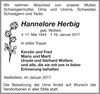 Hannelore Herbig