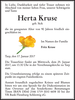 Herta Kruse