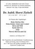 Dr. habil. Horst Ziebell