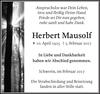 Herbert Mausolf