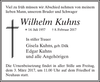 Wilhelm Kuhns