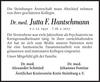 Jutta F. Hantschmann