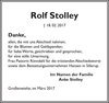 Rolf Stolley