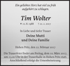 Tim Wolter