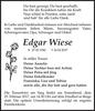 Edgar Wiese
