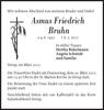 Asmus Friedrich Bruhn