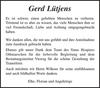 Gerd Lütjens