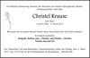 Christel Krause