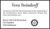 Vera Steindorff