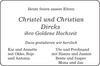 Christel und Christian Dircks