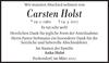 Carsten Holst