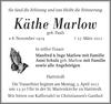 Käthe Marlow