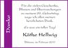 Käthe Hellwig