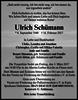 Ulrich Schümann