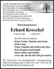 Erhard Kroschel
