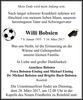 Willi Bobsien