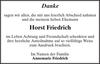 Horst Friedrich