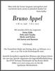 Bruno Appel