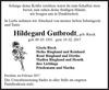 Hildegard Gutbrodt