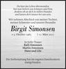 Birgit Simonsen