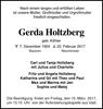 Gerda Holtzberg