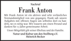 Frank Anton