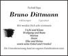 Bruno Dittmann