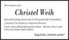 Christel Weih
