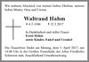 Waltraud Hahm