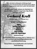 Gerhard Kroll
