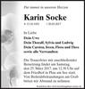 Karin Socke